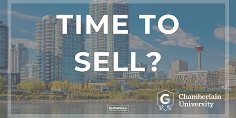 Time to Sell Your Home? tickets