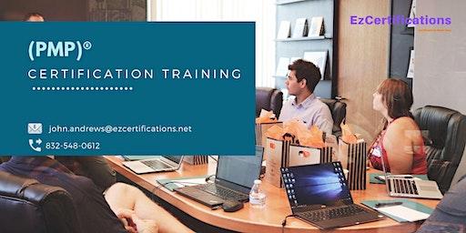 PMP Certification Training in Charlottesville, VA