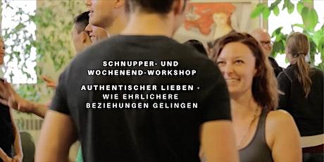 Authentischer Lieben - Wie ehrlichere Beziehungen gelingen (Frankfurt) Tickets