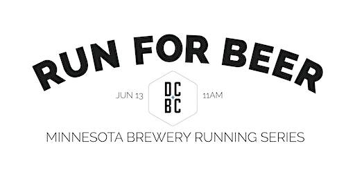 Beer Run - Dual Citizen Brewing Co  2020 Minnesota Brewery Running Series