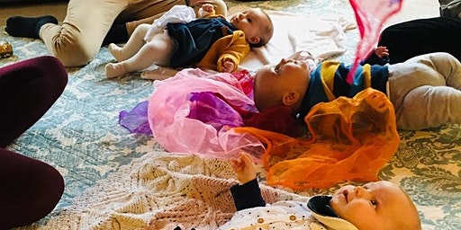 Nestling Baby Bluebird Musical Play