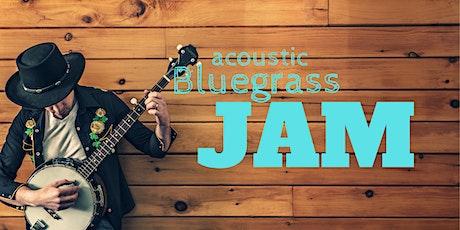Acoustic Bluegrass Jam Night tickets