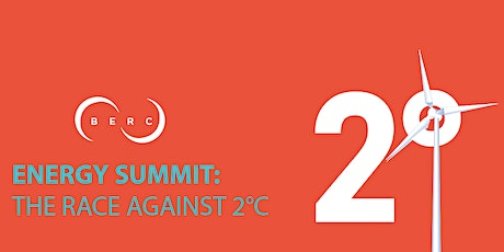 BERC Energy Summit: The Race Against 2°C tickets