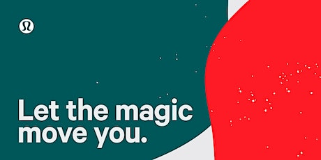 Sync Yoga & Cycle x giveStrength x lululemon Magical Charity Event tickets