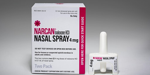 Community Overdose Prevention and Narcan Training