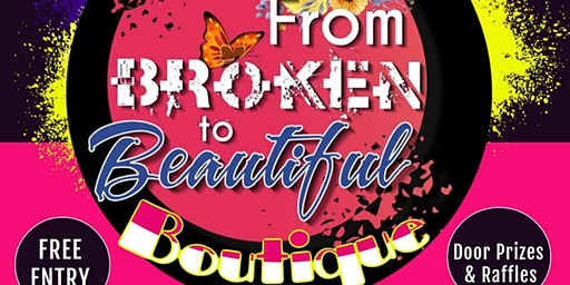 From Broken To Beautiful Boutique