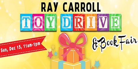 Ray Carroll Holiday Gift Drive tickets