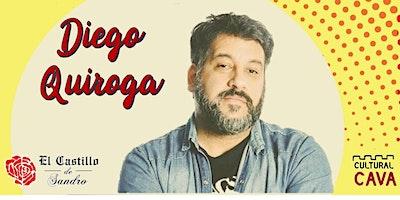 Diego Quiroga - Stand Up en el Castillo de Sandro