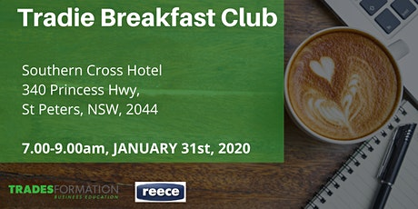 Tradie Breakfast Club tickets