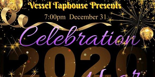 New Year's Eve at Vessel Taphouse