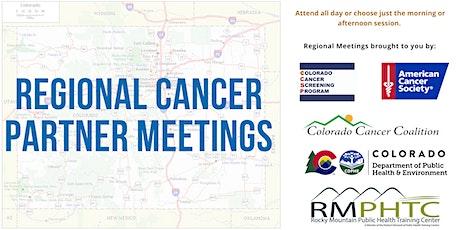 Regional Cancer Partner Meeting tickets