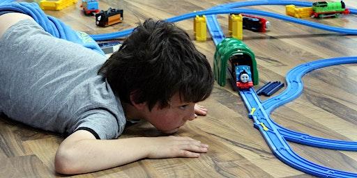 Engine Shed @ SUTTON: train fun for autistic children