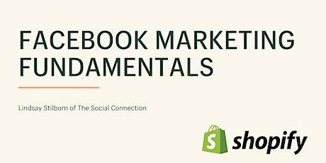 Facebook Marketing Fundamentals tickets