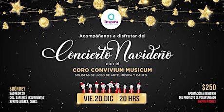 CDMX.   Concierto de Navidad tickets