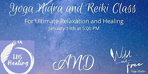 Yoga Nidra and Reiki class