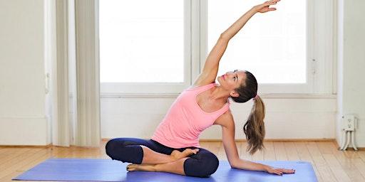 Monday Beginner Pilates Sligo 7.30pm - 10 Week Course January 2020