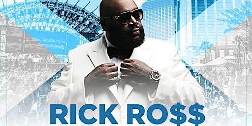 RICK ROSS LIVE @ LIGHT NIGHTCLUB - VEGAS HOTTEST GUEST LIST - 1/18
