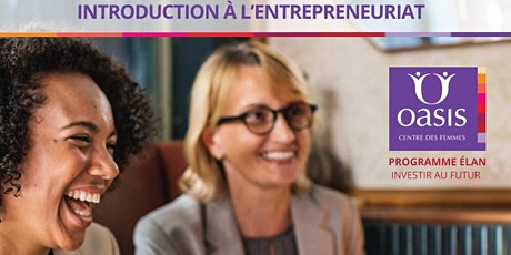 Introduction à l'entrepreneuriat tickets