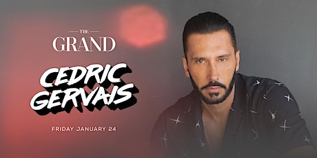 Cedric Gervais | The Grand Boston 1.24.2020 tickets