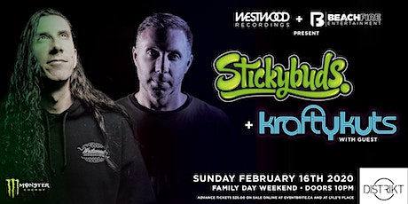 Stickybuds tickets