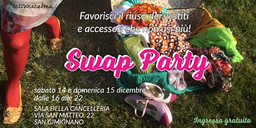 Swap Party a San Gimignano