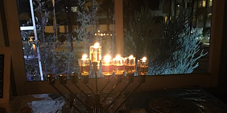 HOLISTIC JEW Mystical Hannukah Candle Lighting & Latke Party - First Candle tickets
