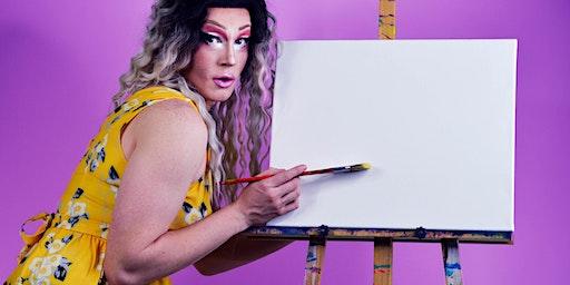 Drag Queen Paint Night