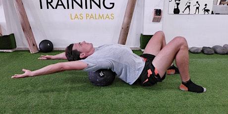 Mantenimiento Corporal: Auto masaje, liberación miofascial y movilidad entradas