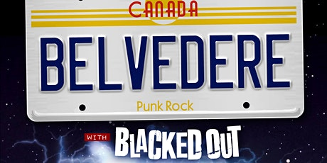 Belvedere / Blacked Out / Let's  Go tickets