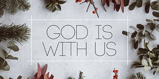 God is with Us | A Christmas Program