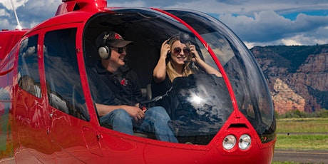 Raven's View Helicopter Tour with Free Santa Hat tickets
