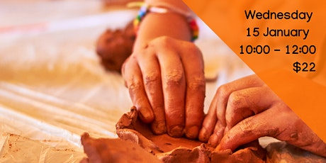 Free-play clay day! tickets