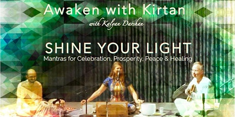 Awaken with Kirtan - March  2020 tickets