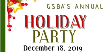 GSBA's Annual Holiday Party