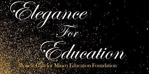Elegance for Education Benefit Gala