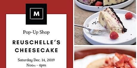 Pop-Up Shop- Maker's Loft + Reuschelle's Cheesecake tickets