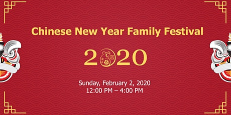 Chinese New Year Family Festival tickets