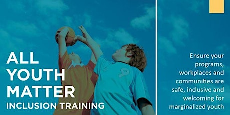 All Youth Matter: Inclusion Training tickets