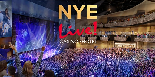 New Year's Eve Party at Live!
