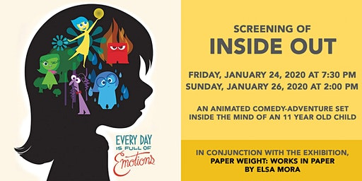 Film screening of Inside  Out