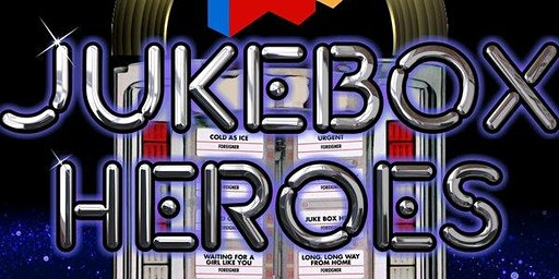 Jukebox Heroes – Foreigner Tribute at Bourbon Barrel