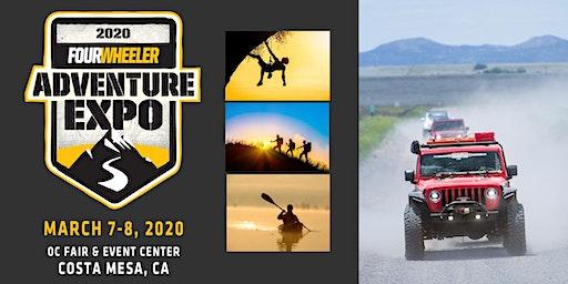 Four Wheeler Adventure Expo 2020