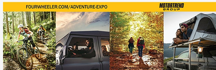 Four Wheeler Adventure Expo 2020 image