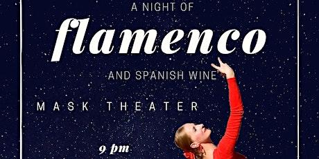 A night of Flamenco & Spanish wine tickets