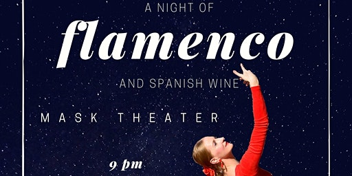 A night of Flamenco & Spanish wine