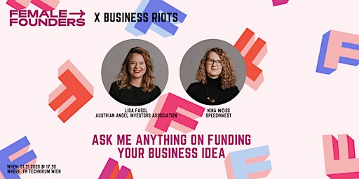 Ask Me Anything  on Funding Your Business Idea