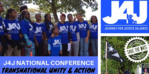 J4J Alliance Organizing Conference: Transnational Unity & Action