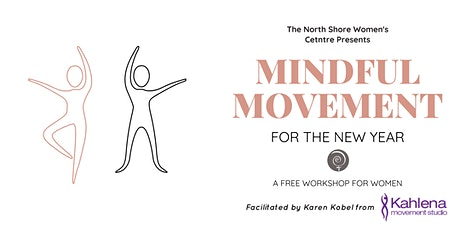 Mindful Movement for the New Year tickets
