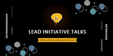 LEaD Initiative Talks tickets