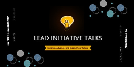 LEaD Initiative Talks tickets